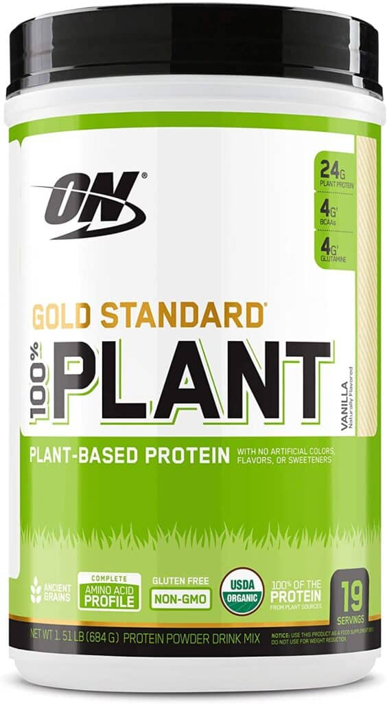 ON GS Plant Based Protein