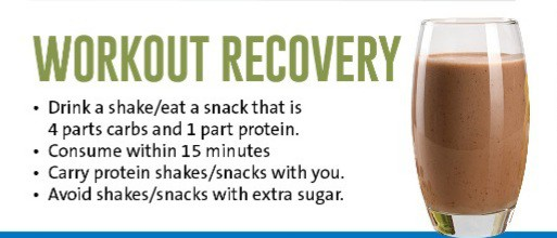 Workout Recovery