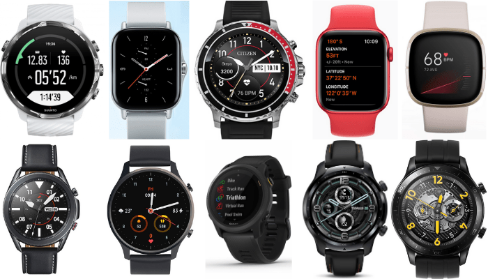 Latest Flagship Smart Watches