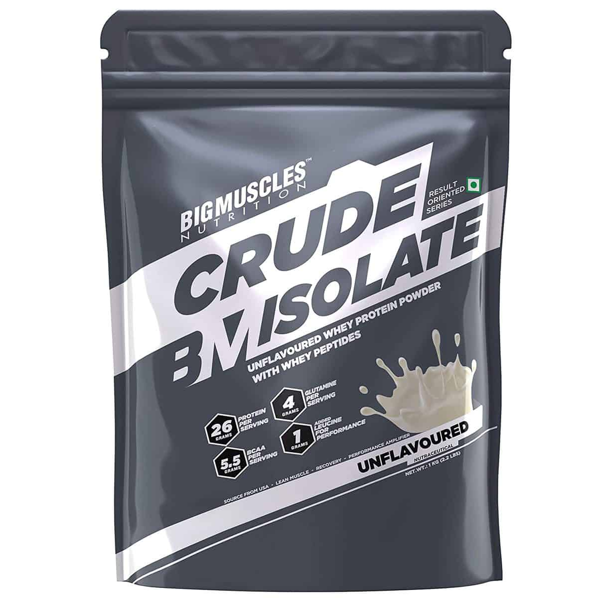 Bigmuscles Nutrition Crude Isolate