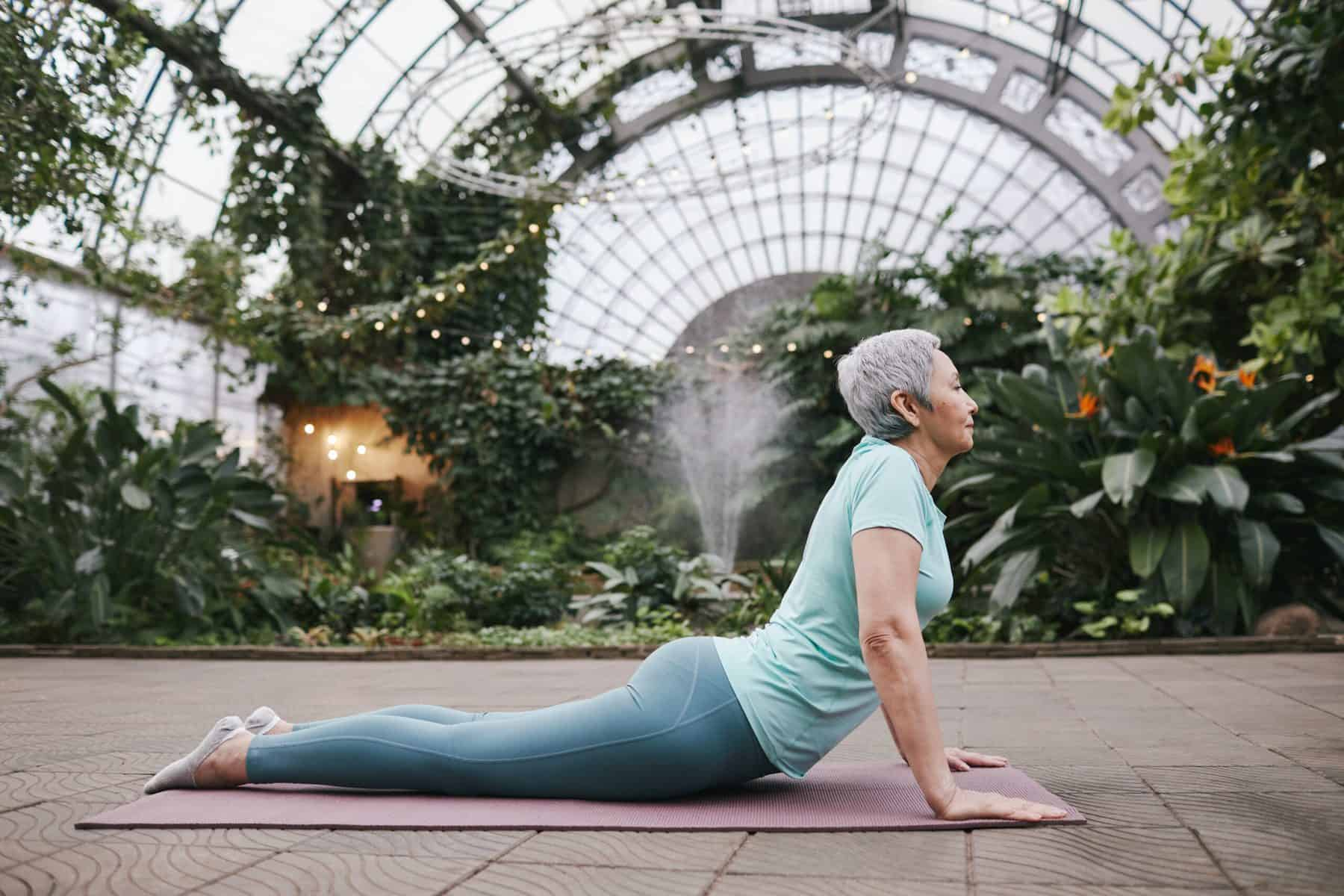 Flexibility Exercises for Seniors
