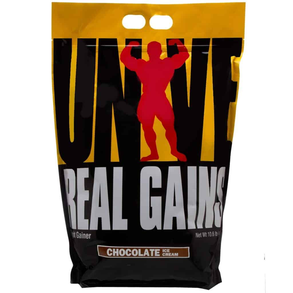 Universal Nutrition Real Gains 1