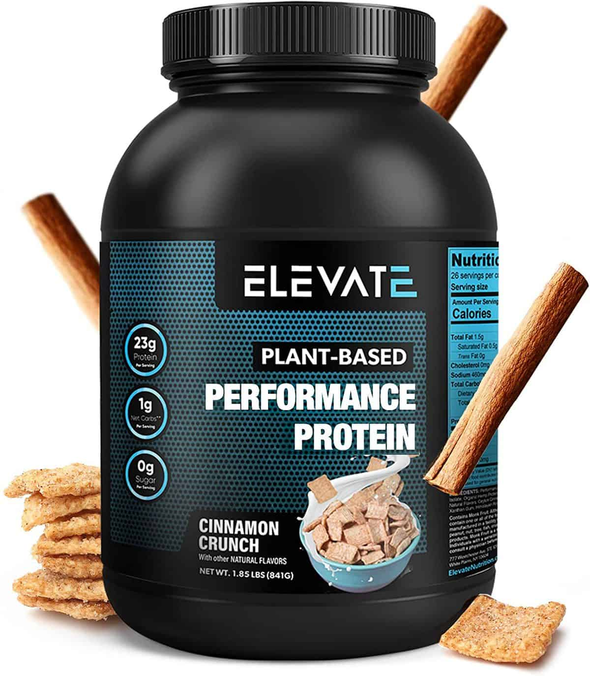 Elevate Plant Based Protein