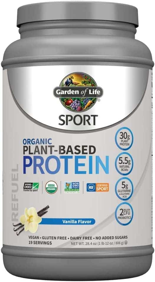 Garden of Life Sport Vegan Powder