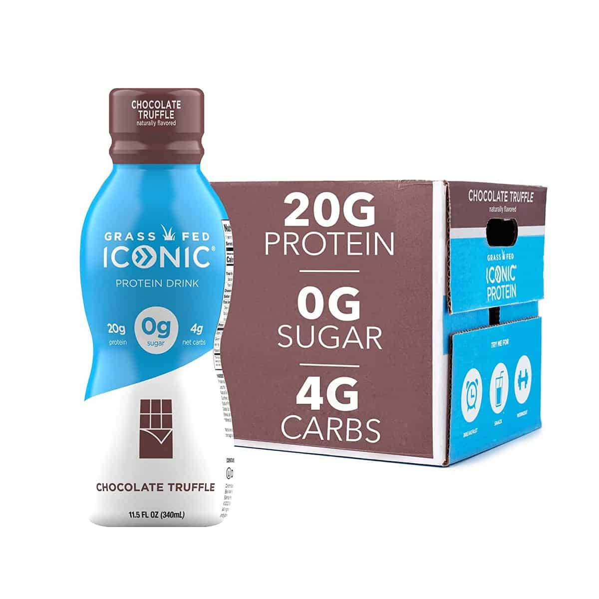 Iconic Beverages Protein Drink
