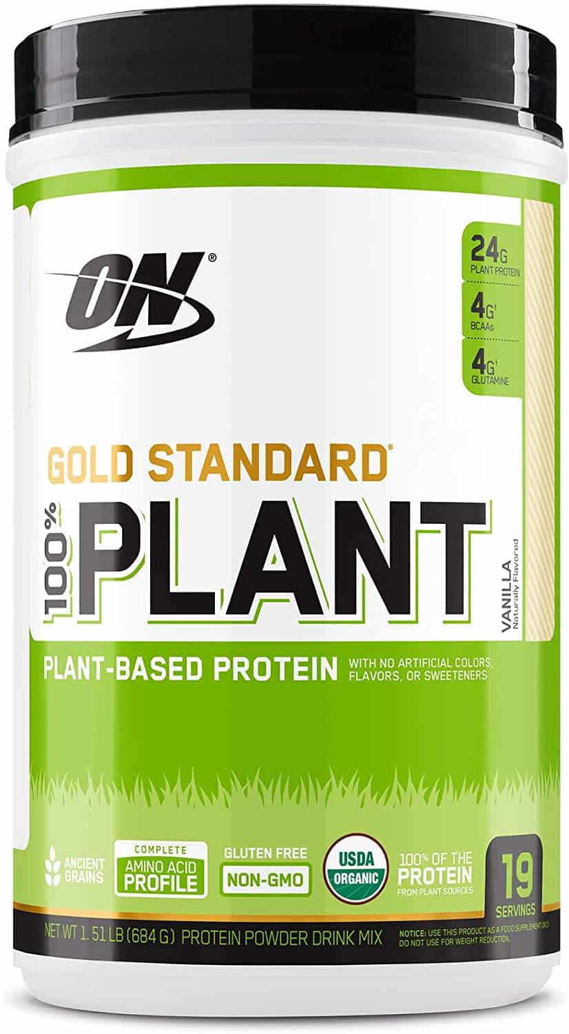 ON GS 100% Plant Based Protein