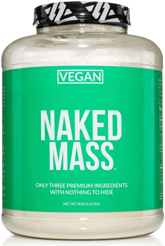 Naked Mass Weight Gainer 1