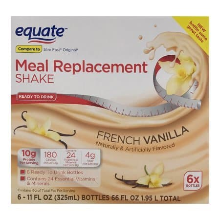 Equate Meal Replacement Shake