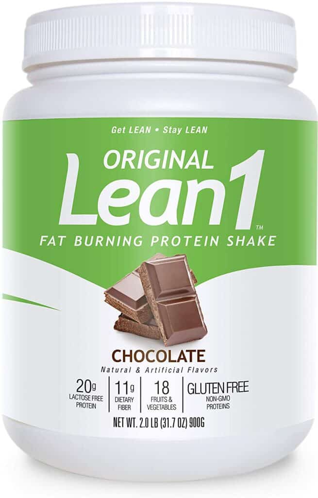 Nutrition 53 Lean 1 Meal Replacement
