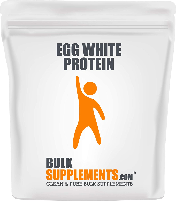 BulkSupplements.com Egg White Protein Powder