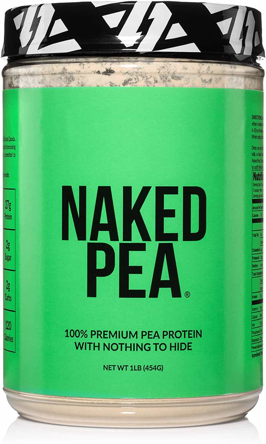 Naked Pea Protein Isolate