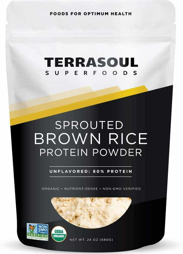 Terrasoul Superfoods Brown Rice Protein